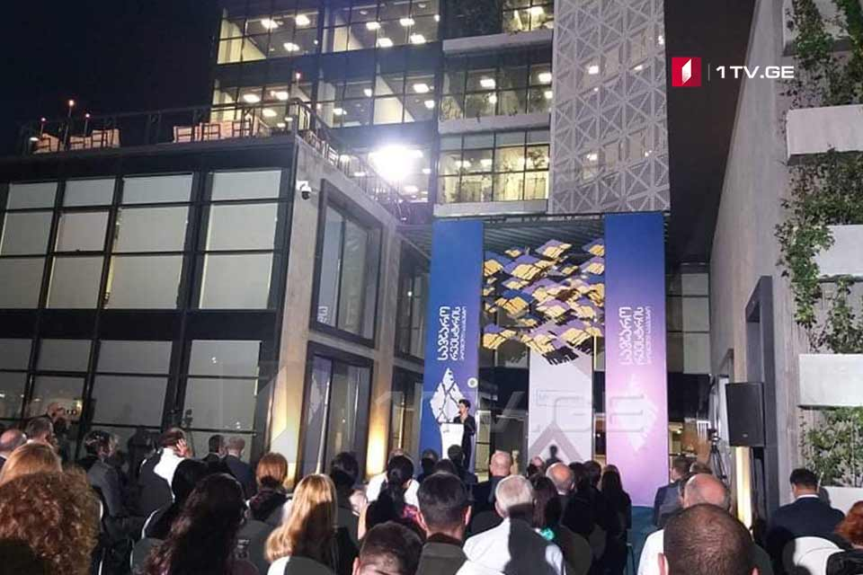 თეა წულუკიანი - საჯარო რეესტრისა და ციფრული მმართველობის ახალი სათაო ოფისიარის დედაქალაქში ერთადერთი თუ არა, ერთ-ერთი ყველაზე დიდი საჯარო ინფრასტრუქტურა
