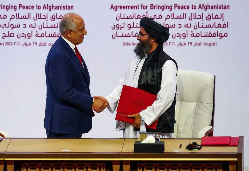 """სამშვიდობო მოლაპარაკებების დასრულების მიზნით, ავღანეთის მთავრობამ """"თალიბანის"""" 200-მდე მებრძოლი გაათავისუფლა"""
