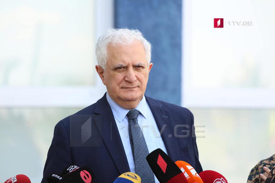 Amiran Gamkrelidze: Wecreated illusion as if we beat the virus, but we did not