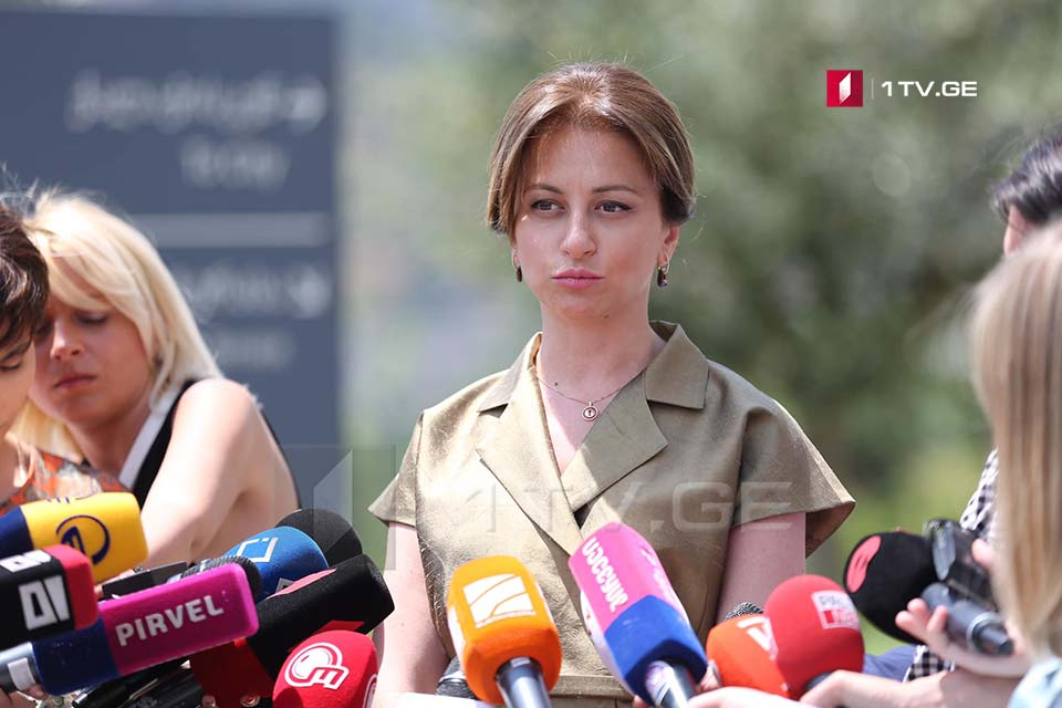 Ekaterine Tikaradze: I would like to urge citizens who return from Adjara to move to self-isolation, in case of any symptoms, call the hotline