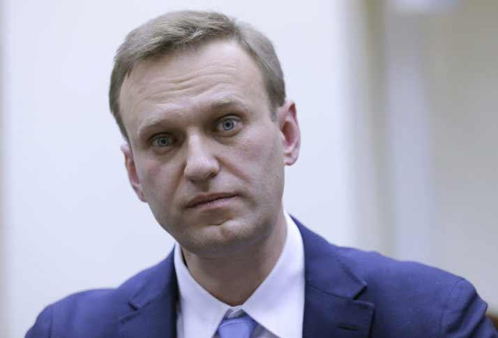 Согласно заявлению правительства Германии, результаты тестов показывают, что Алексей Навальный был отравлен «новичком»