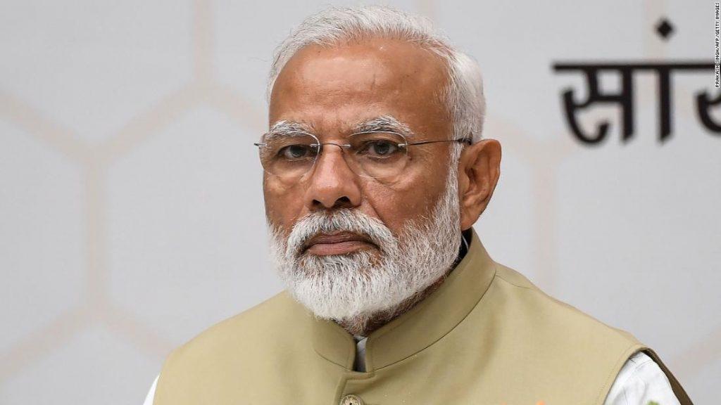 """ინდოეთის პრემიერ-მინისტრ ნარენდრა მოდის """"ტვიტერზე"""" კიბერთავდასხმა განხორციელდა"""