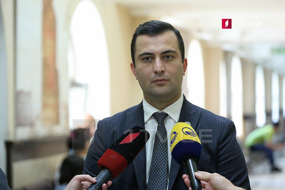 Prokuror bəyan edir ki, DNT ekspertizasına əsasən, cəsəd Tamar Baçaliaşviliyə məxsusdur