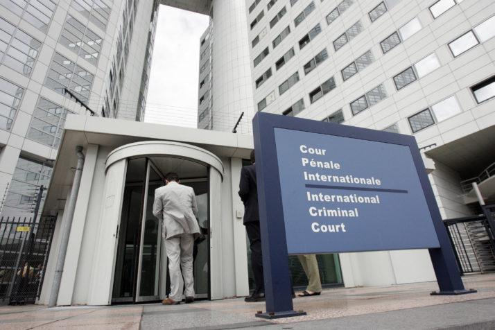 ЕС призывает США отменить санкции в отношении чиновников Гаагского уголовного суда