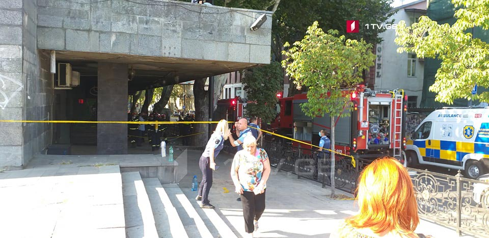 Число пострадавших в результате взрыва в клубе «Дежавю» в Тбилиси увеличилось до трех