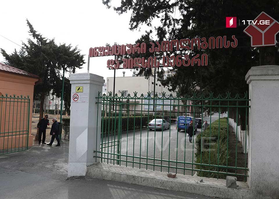 В Тбилисской инфекционной больнице заявляют, что тест больше не фиксировал коронавирус у 24-го умершего пациента, у него были тяжелые сопутствующие заболевания