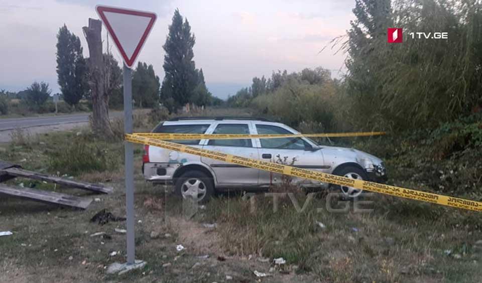 12-year-old child dies in car accident near Marana village