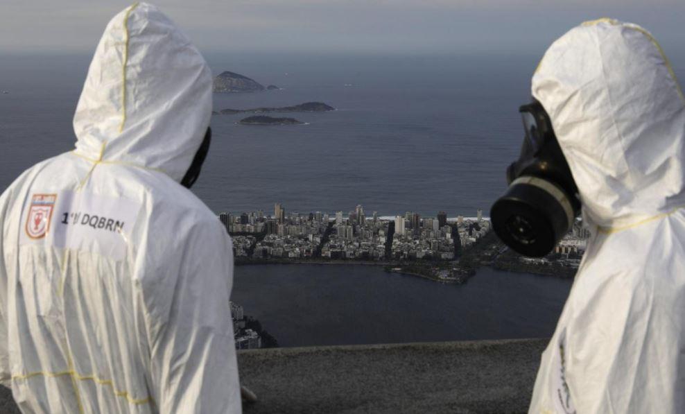 Բրազիլիայում օր ու գիշերվա ընթացքում արձանագրվել է կորոնավիրուսի 24 468 նոր դեպք