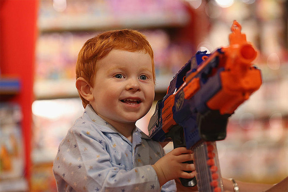 პიკის საათი - სათამაშო იარაღი - საფრთხე, თუ გასართობი?