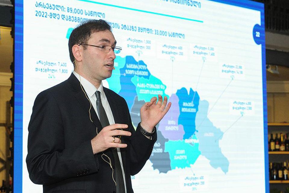 ბიზნესპარტნიორი - ეკონომიკის აღდგენის დინამიკა და პროგნოზი