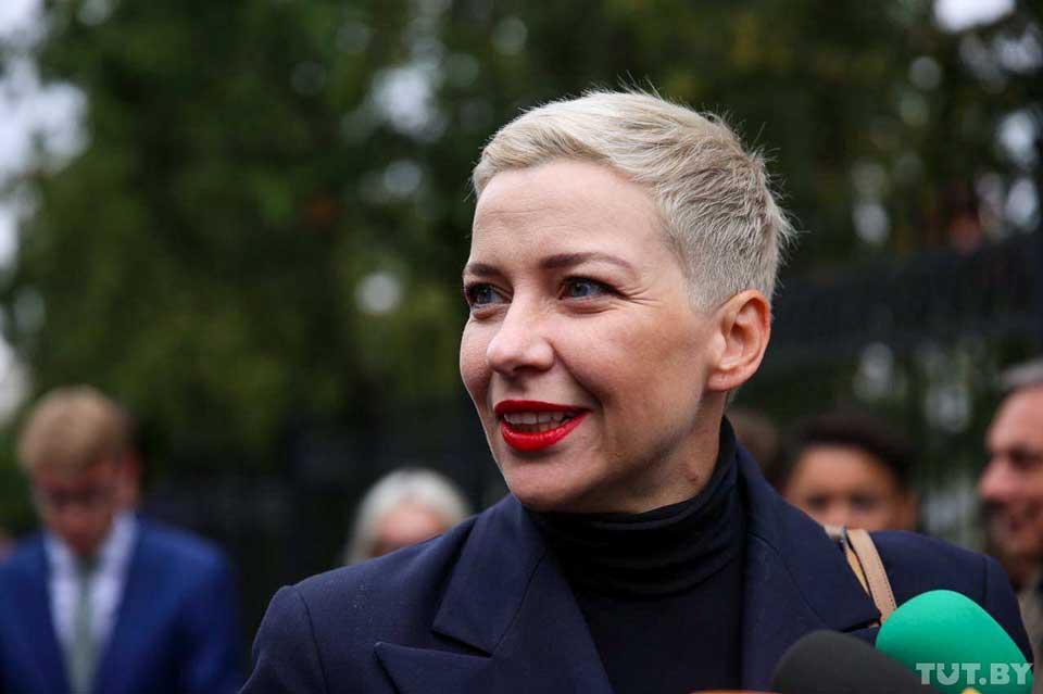 მედიის ცნობით, მინსკის ცენტრში ოპოზიციონერი მარია კოლესნიკოვა გაიტაცეს