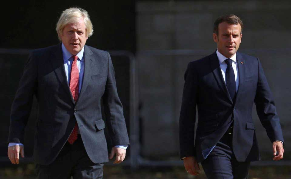 Ֆրանսիայի և Մեծ Բրիտանիայի առաջնորդները Ռուսաստանից պահանջում են Նավալնիին թունավորելու կապակցությամբ անհապաղ բացատրություններ
