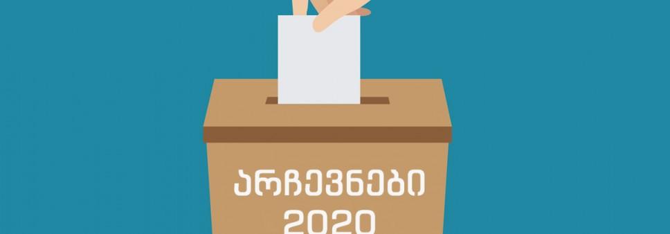 არჩევნები 2020 - პრემიერ-მინისტრობის კანდიდატად მიხეილ სააკაშვილის დასახელება