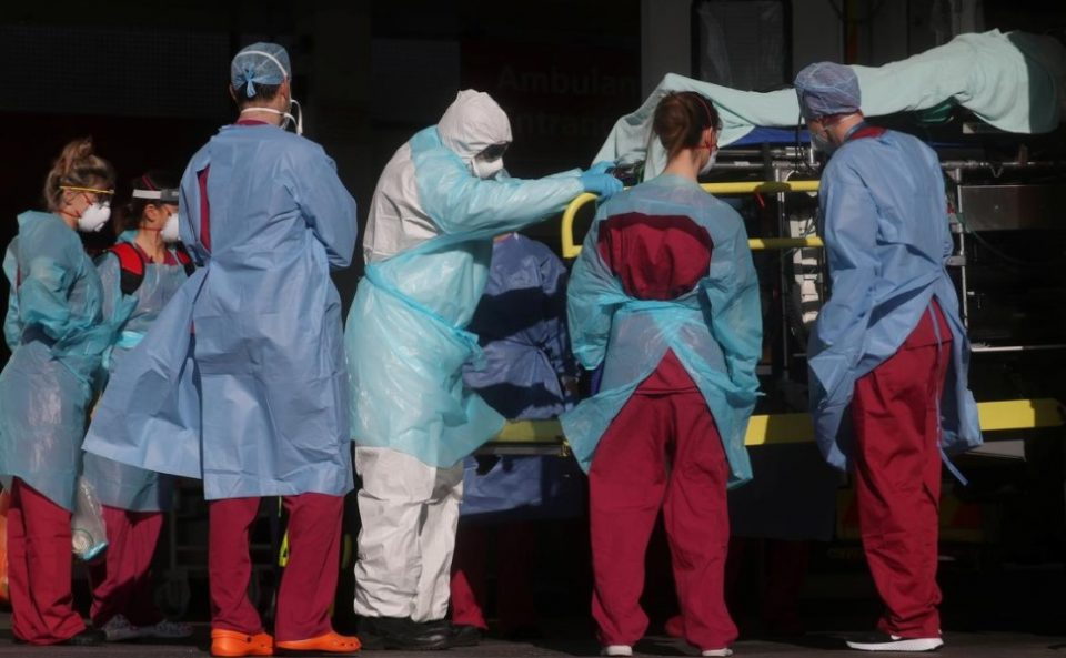 Վերջին 24 ժամում Մեծ Բրիտանիայում արձանագրվել է «կովիդ 19»-ի 26 688 նոր դեպք, մահացել է 191 մարդ