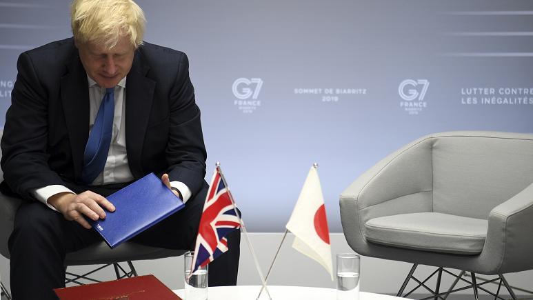 გაერთიანებულმა სამეფომ იაპონიასთან თავისუფალი ვაჭრობის შესახებ ხელშეკრულება გააფორმა