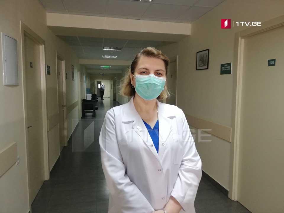 მცხეთის საავადმყოფოში აცხადებენ, რომ კლინიკაში მოთავსებული 47 კოვიდინფიცირებულიდან რამდენიმე მძიმე პაციენტია