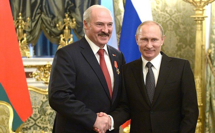 Александр Лукашенко встретится с Владимиром Путиным 14 сентября