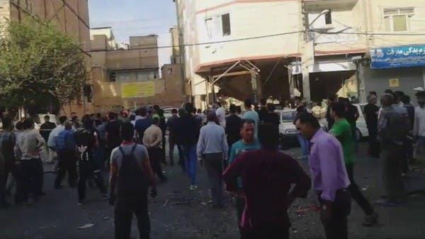 თეირანის მახლობლად აფეთქების შედეგად დაიღუპა ერთი და დაშავდა სულ მცირე ათი ადამიანი