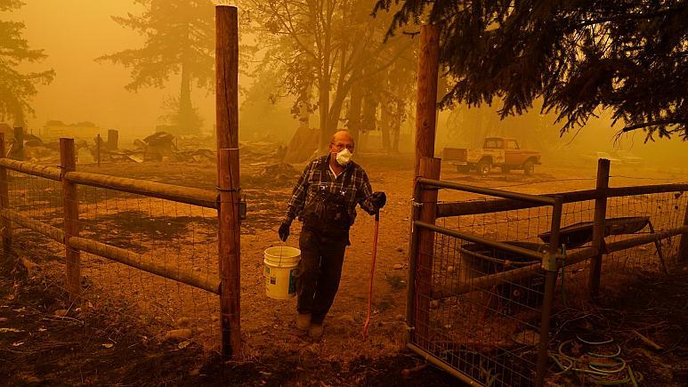 აშშ-ში ტყის ხანძარს სულ მცირე 31 ადამიანი ემსხვერპლა