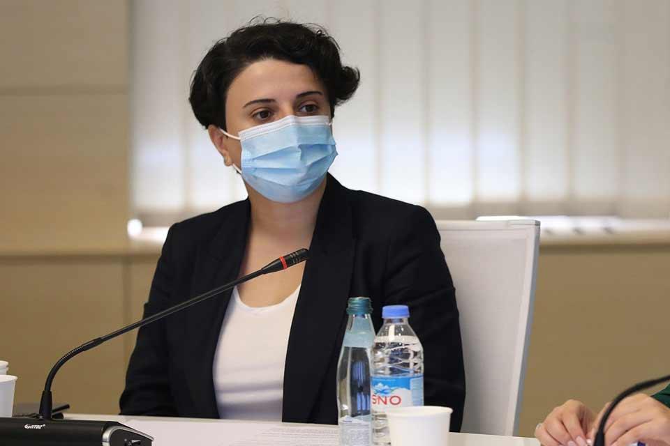 Координационный совет призывает граждан носить маску в открытом пространстве в Тбилиси, Кутаиси и Батуми