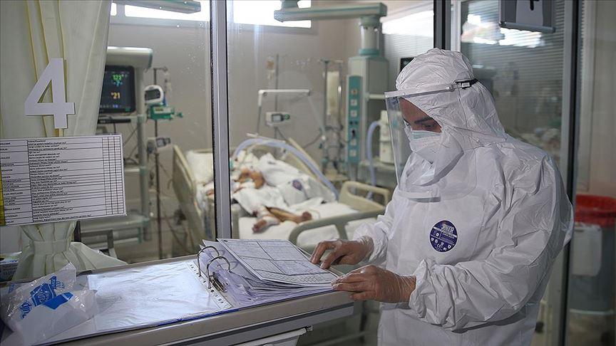 Վերջին 24 ժամում Թուրքիայում արձանագրվել է կորոնավիրուսով վարակման 1716 դեպք, մահացել է 63 մարդ