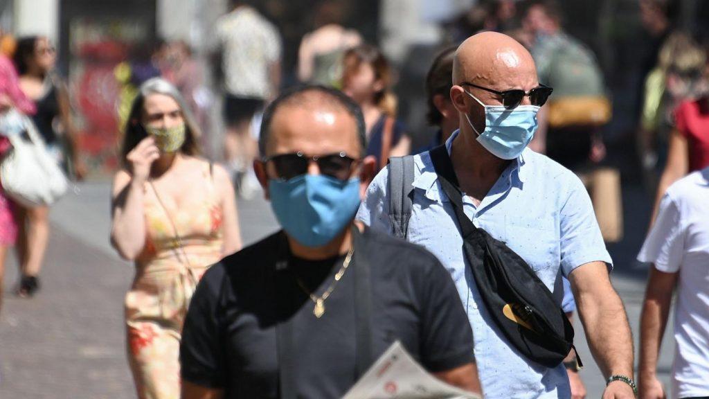 საფრანგეთში ბოლო დღე-ღამეში კორონავირუსის 6158 ახალი შემთხვევა გამოვლინდა, გარდაიცვალა 34 ადამიანი