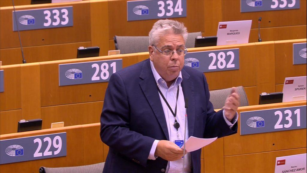 ევროპარლამენტარი ნაჩო სანჩეს ამორი - ვწუხვართ, რომ ოპოზიციამ მხარი არ დაუჭირა საკონსტიტუციო და საარჩევნო რეფორმას, მიუხედავად იმისა, რომ ამის პირობა დადეს