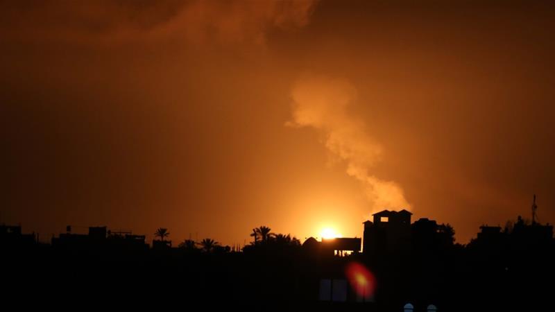 მედიის ცნობით, ღაზას სექტორიდან ისრაელის სამხრეთ რეგიონებზე სარაკეტო თავდასხმა განხორციელდა