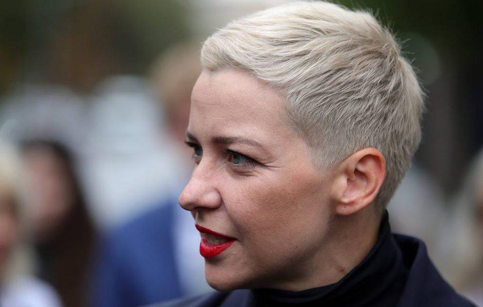 Belarus müxalifət lideri, Mariya Kalesnikovaya ittiham irıli sürdülər