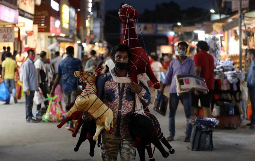 ინდოეთში კორონავირუსის 97 894 ახალი შემთხვევა დაფიქსირდა, გარდაიცვალა 1 132 ადამიანი