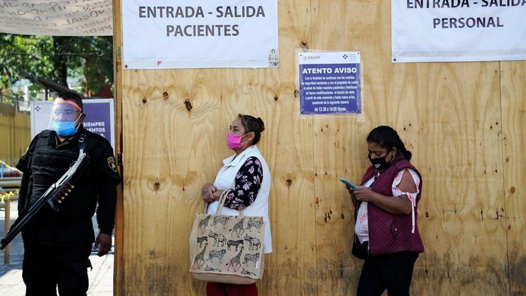 მექსიკაში კორონავირუსის 4 444 ახალი შემთხვევა გამოვლინდა, გარდაიცვალა 300 ადამიანი