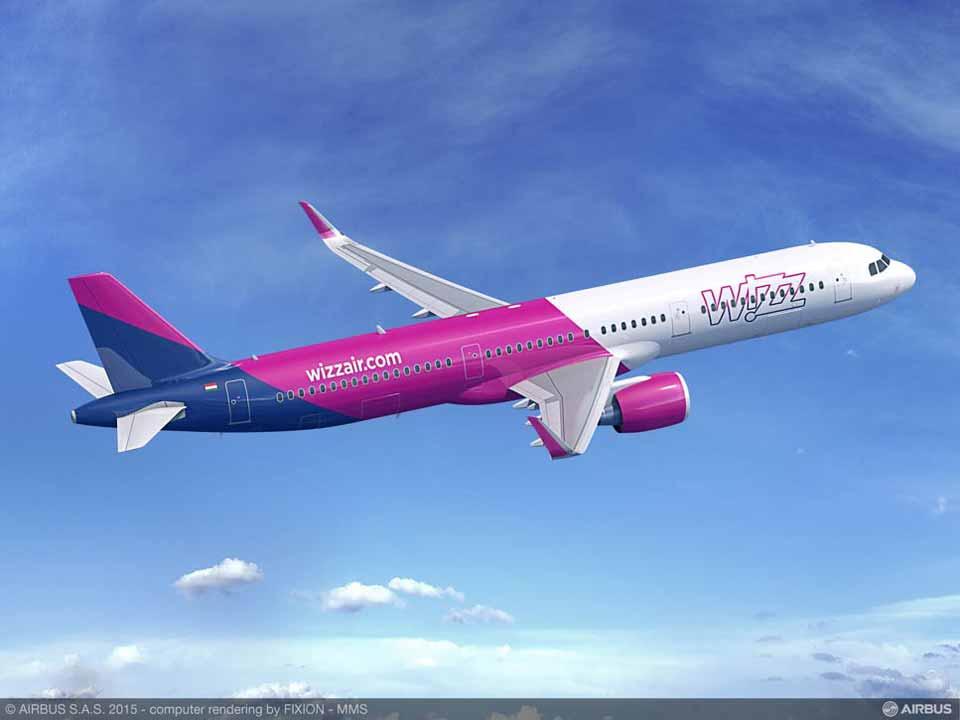 С 1-го июля база Wizz Air возвращается в Кутаисский международный аэропорт и будет выполнять прямые рейсы в Европу по шести дополнительным направлениям