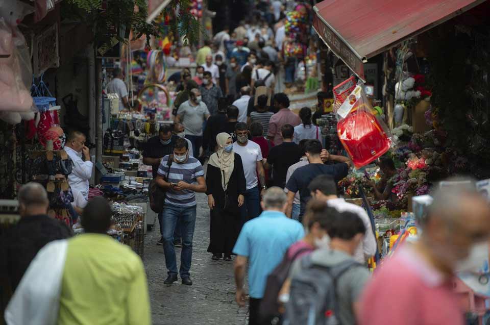 თურქეთში კორონავირუსის 1 648 ახალი შემთხვევა გამოვლინდა, გარდაიცვალა 66 პაციენტი