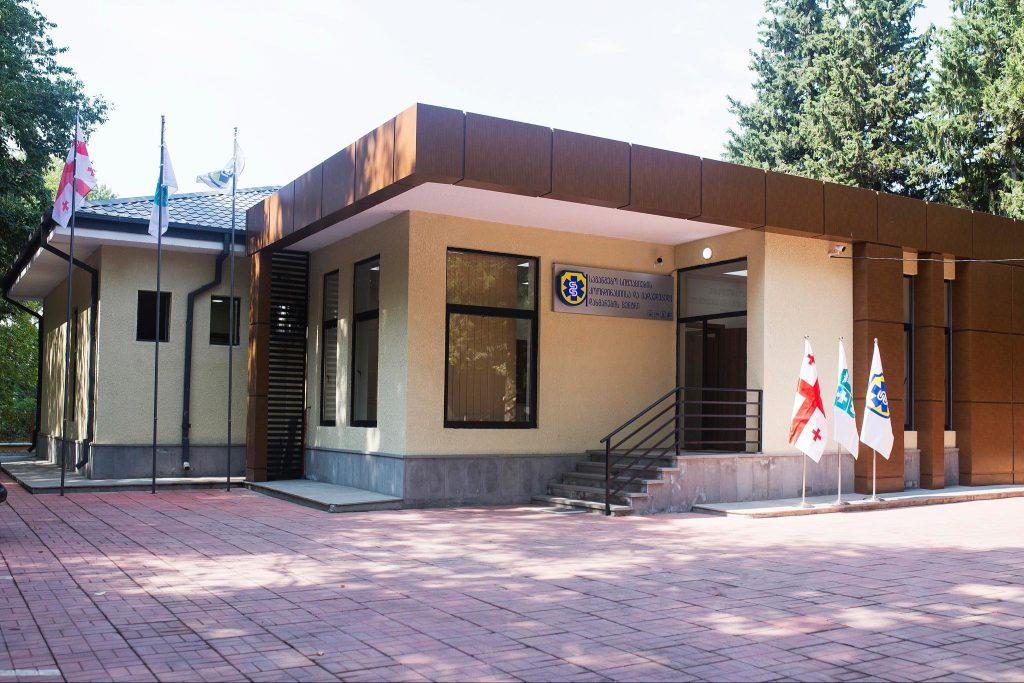 ყვარელში საგანგებო სიტუაციების კოორდინაციისა და გადაუდებელი დახმარების ცენტრის ახალი შენობა გაიხსნა