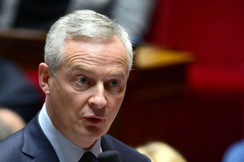 """საფრანგეთის ფინანსთა მინისტრს """"კოვიდ-19"""" დაუდასტურდა"""