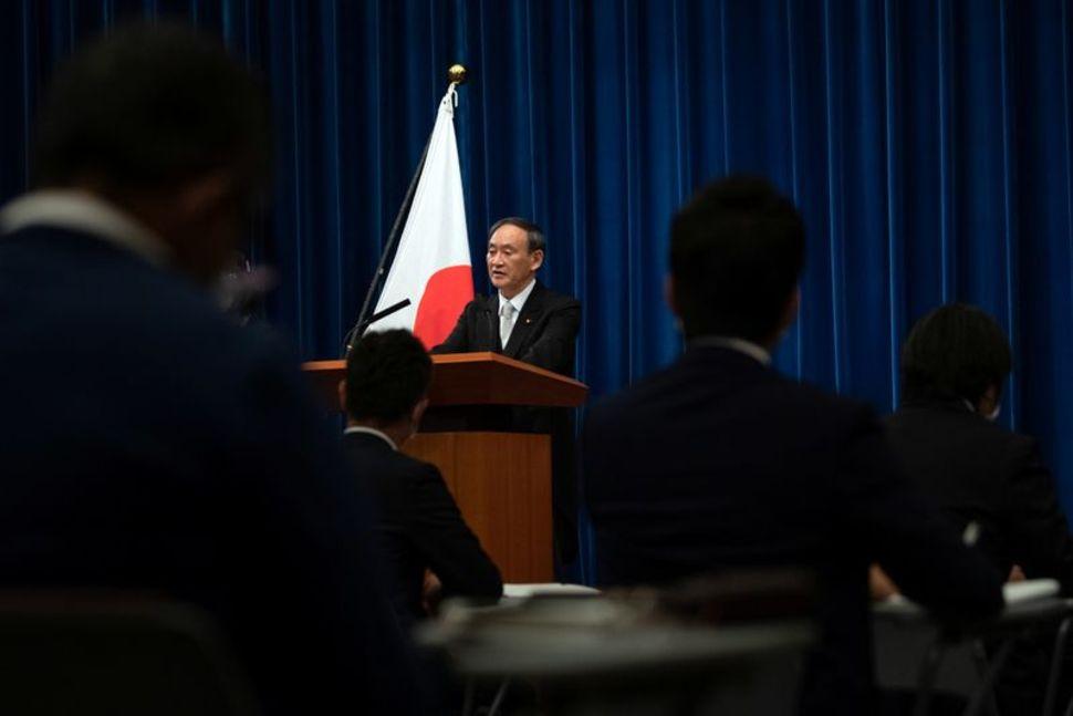 იაპონიის ახალი პრემიერი ოქტომბრის დასაწყისში მაიკ პომპეოსთან ტოკიოში შეხვედრას გეგმავს