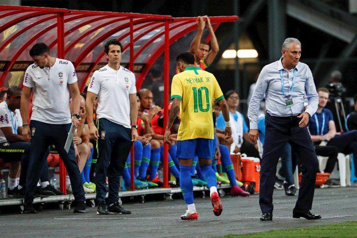 ცნობილია ბრაზილიის ნაკრების განაცხადი მსოფლიოს 2022 წლის ჩემპიონატის შესარჩევი ტურნირის მატჩებისთვის