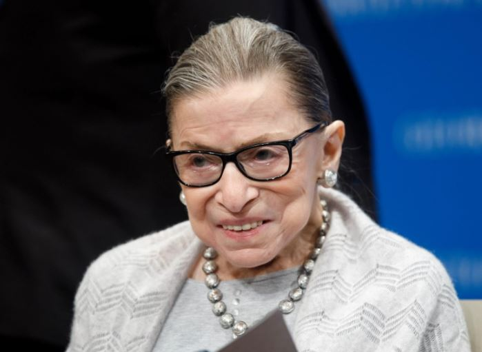 US Supreme Court Judge Ruth Bader Ginsburg dead at 87