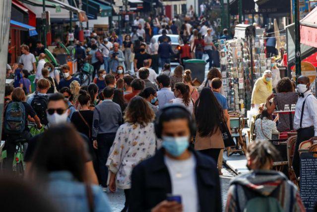 საფრანგეთში ბოლო 24 საათში კორონავირუსის 4 070 ახალი შემთხვევა გამოვლინდა