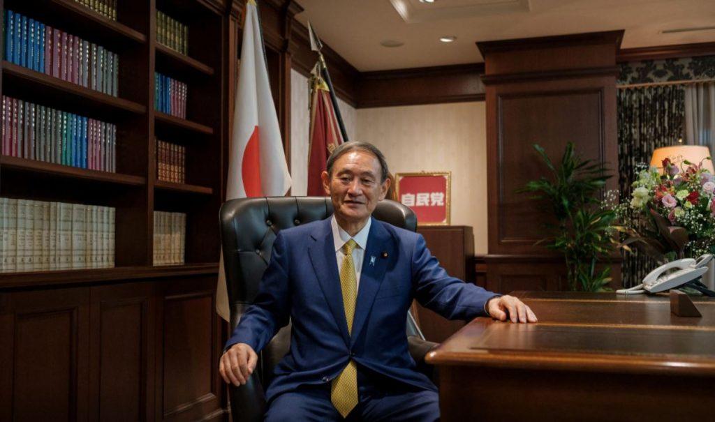 იაპონიის ახალ პრემიერსა და აშშ-ის პრეზიდენტს შორის პირველი სატელეფონო საუბარი შედგა