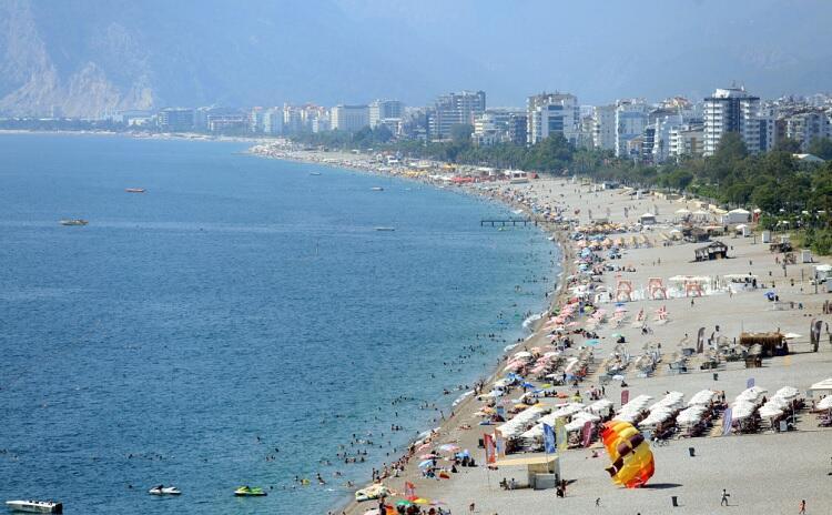 თურქული მედია - ბოლო 70 წლის განმავლობაში, ანტალიაში სექტემბერი ყველაზე ცხელი თვე აღმოჩნდა