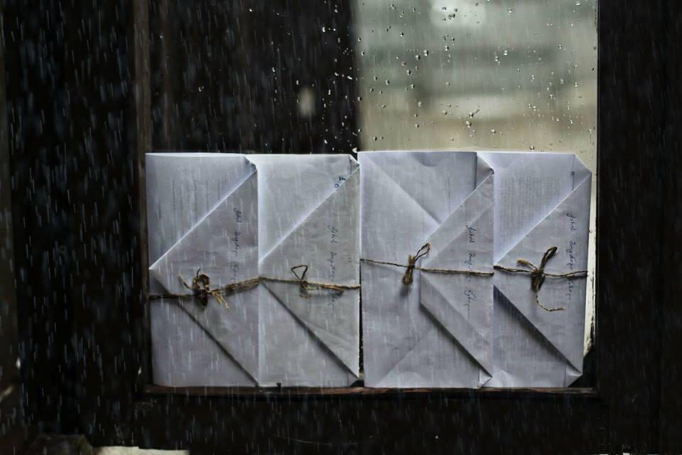 პიკის საათი - წერილი, რომელიც თავად გიპოვით
