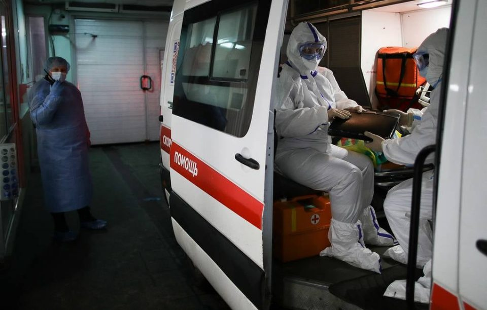 Russia records 6 2 15 new coronavirus cases, highest since July 18