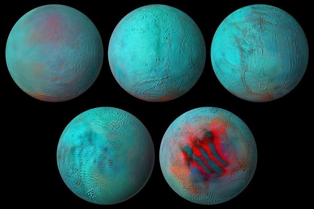 სატურნის თანამგზავრ ენცელადის დიდი ნაწილი ახალთახალი ყინულით არის დაფარული — ახალი კვლევა #1tvმეცნიერება
