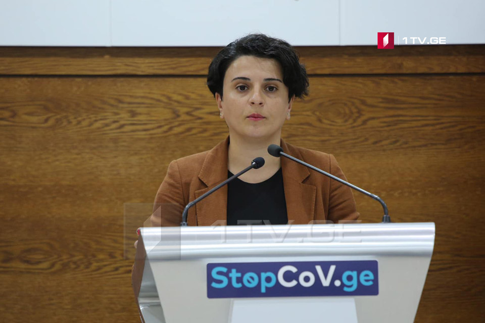 Natia Mezvrishvili: Despite increase in coronavirus cases, we will not impose systemic restrictions, but continue to adapt to, to manage virus