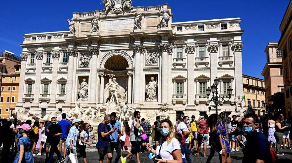 პარიზიდან და საფრანგეთის შვიდი რეგიონიდან იტალიაში ჩასული მგზავრებისთვის კორონავირუსის ტესტის ჩატარება დღეიდან სავალდებულო გახდება