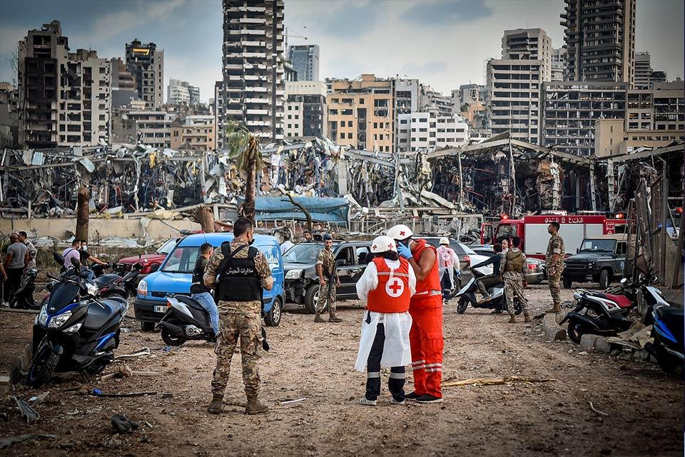 საფრანგეთის საგარეო უწყება - ლიბანი შესაძლოა, დაიშალოს, თუ ქვეყანაში მთავრობა დაუყოვნებლივ არ ჩამოყალიბდება