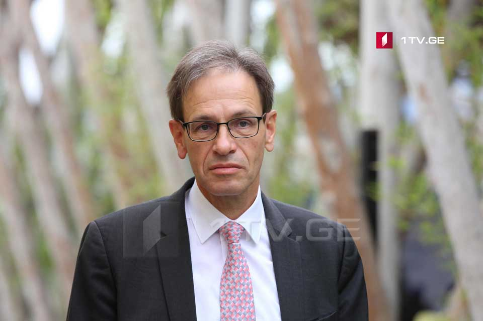German Ambassador – In comparison to 2018 presidential elections, this year campaign has begun much better