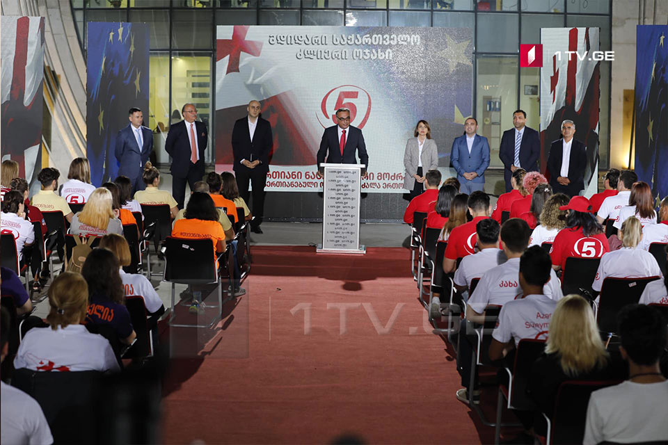 National Movement presented Majoritarian candidates