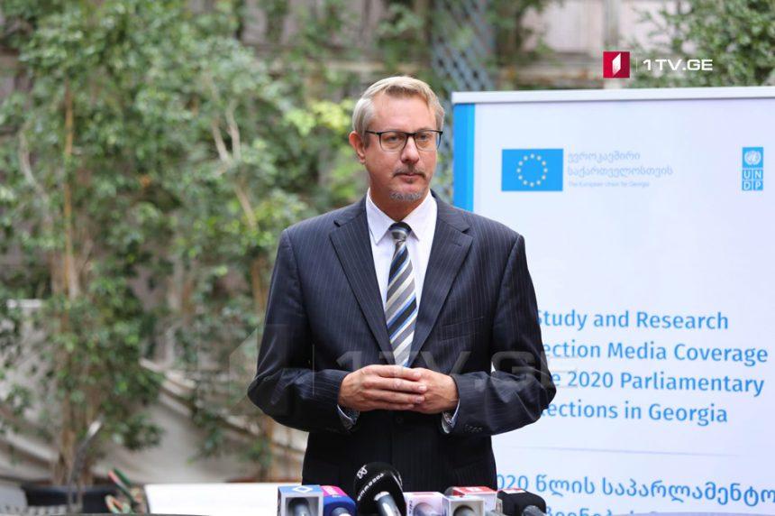 Карл Харцель - ЕС стремится внести свой вклад в освобождение граждан, задержанных оккупационным режимом